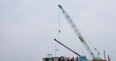 Công nghệ thi công cảng biển